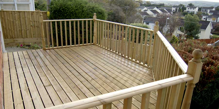 Garden Fencing And Decking Ks Fencing